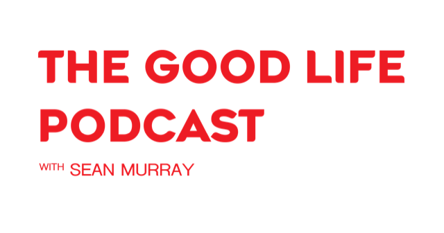 Logo for The Good Life Podcast
